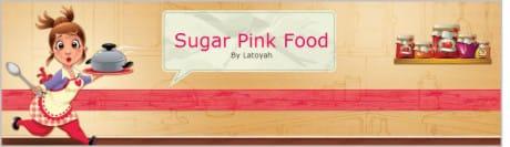sugar pink food